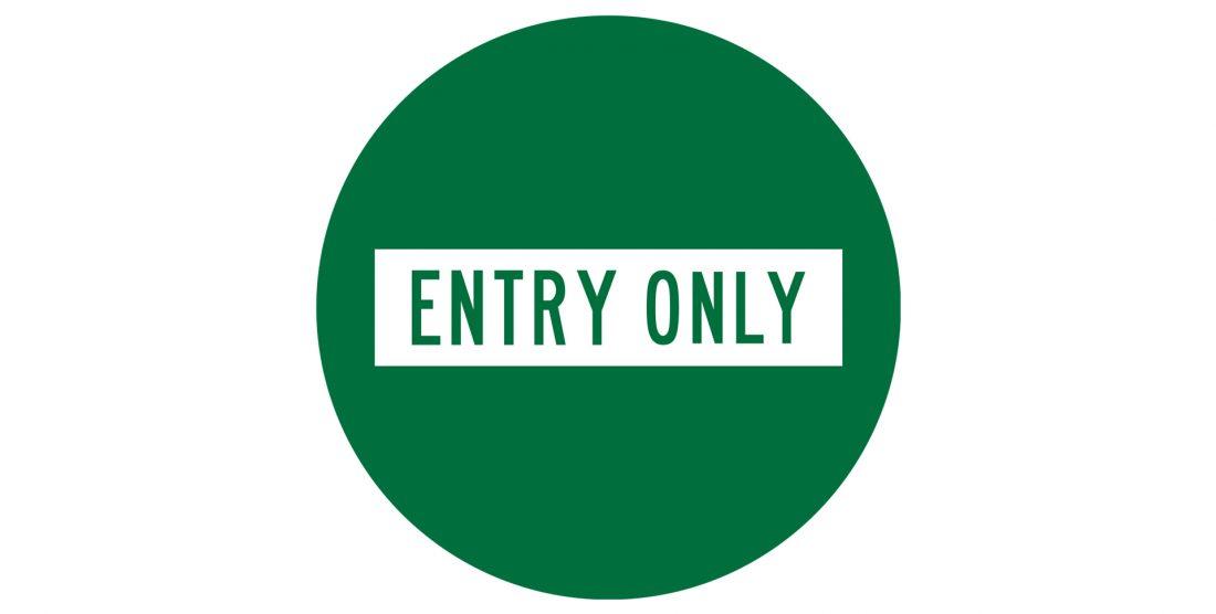 Entry open